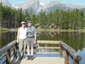 Rocky Mountain National Park - Sprague Lake 2013